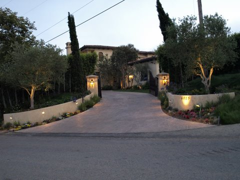Conejo Valley Landscape Lighting Exterior Lighting