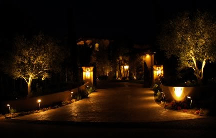 Conejo Valley Landscape Lighting Fixtures