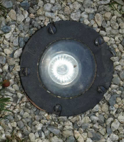 Conejo Valley Landscape Lighting Well Light