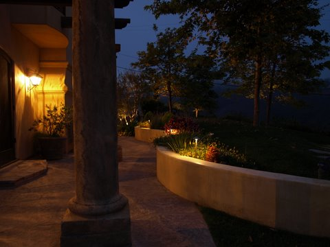 Conejo Valley Landscape Lighting Outdoor Lighting